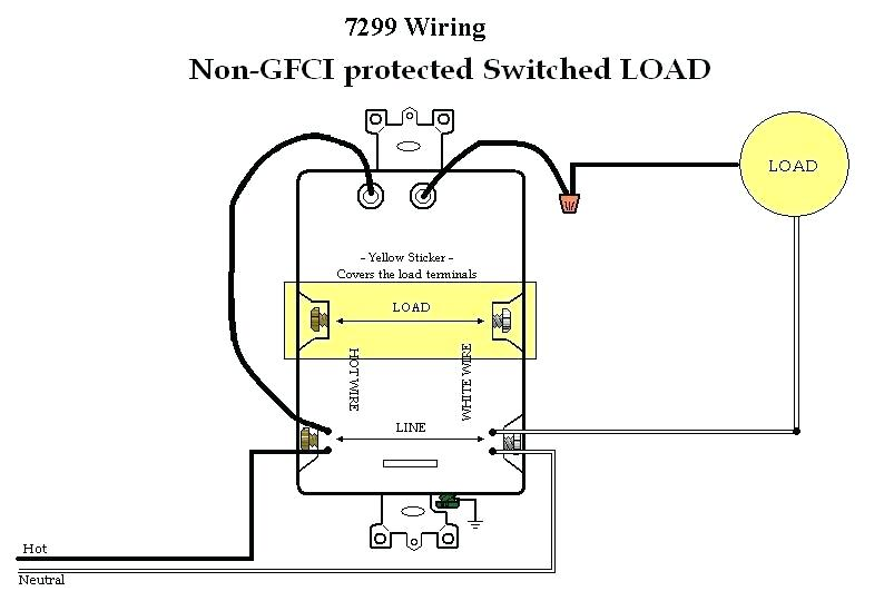 Leviton Gfci Wiring Diagram
