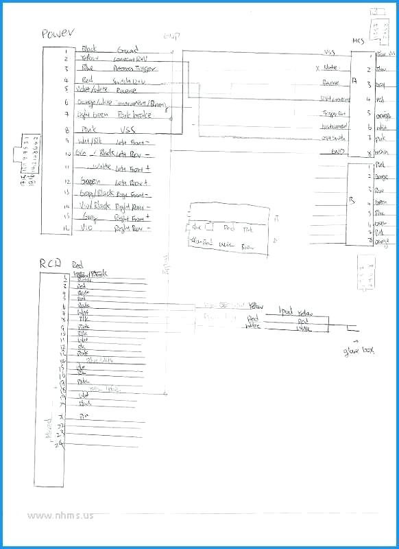 ht5500 pioneer avh wiring harness diagram download diagram