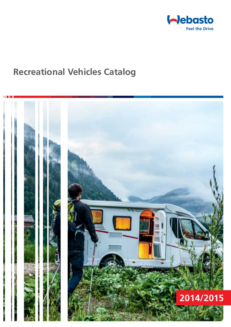 Fantastic Webasto Recreational Vehicle Camping Solutions Catalog Wiring Cloud Licukshollocom