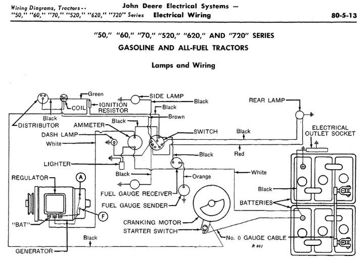 john deere 60 tractor wiring diagram wo 4615  john deere 60 tractor wiring diagram also john deere  john deere 60 tractor wiring diagram