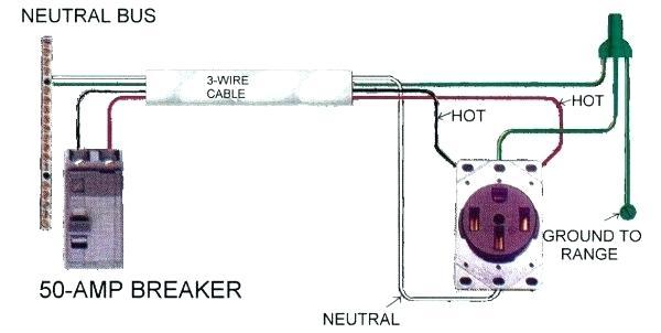 VA_0879] 50 Amp 220V Outlet Wiring Diagram Free Diagram
