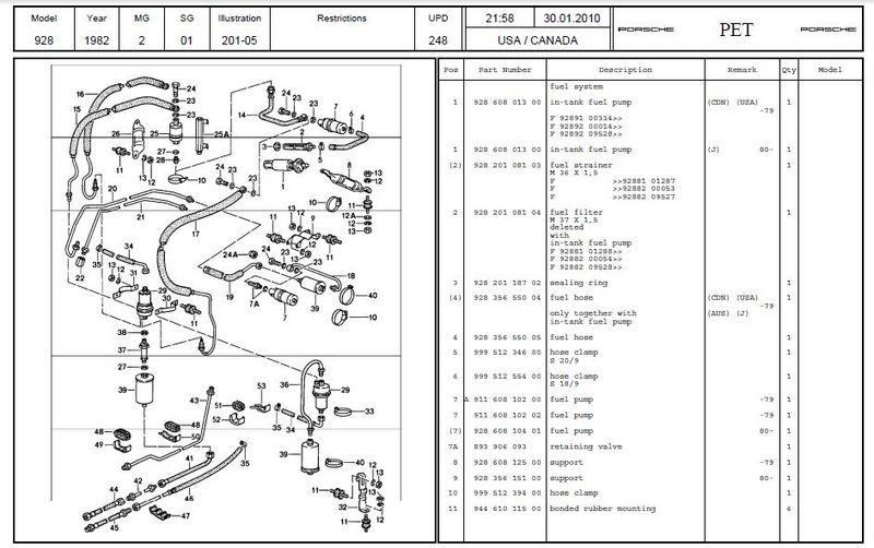 1978 porsche 928 fuse box vy 8642  porsche 928 fuel pump wiring diagram schematic wiring  porsche 928 fuel pump wiring diagram