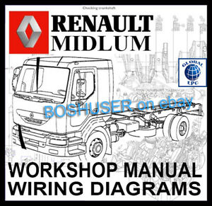 Astonishing Renault Midlum Truck Lorry Workshop Service Repair Manual Wiring Wiring Cloud Dulfrecoveryedborg
