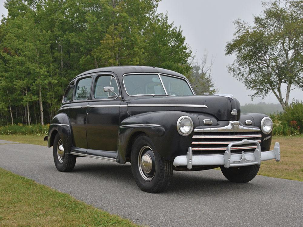 Prime Auctions 1946 Ford Super Deluxe No Reserve Owls Head Wiring Cloud Rdonaheevemohammedshrineorg