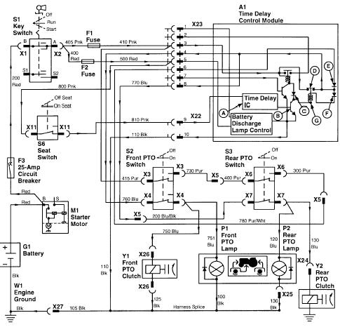 for john deere 1050 tractor wiring diagram  john deere 1020