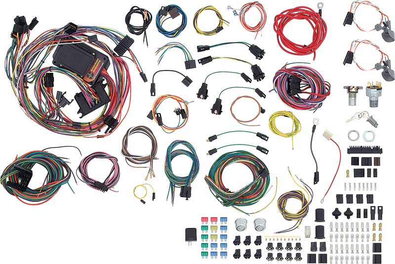 Fy 6688  1964 Impala Wiring Harness Schematic Wiring