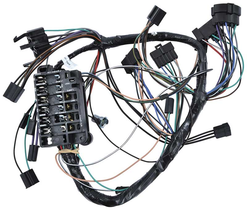 Gm Fuse Box Diagram 1964 Impala - Box Wiring Diagram •box wiring diagram
