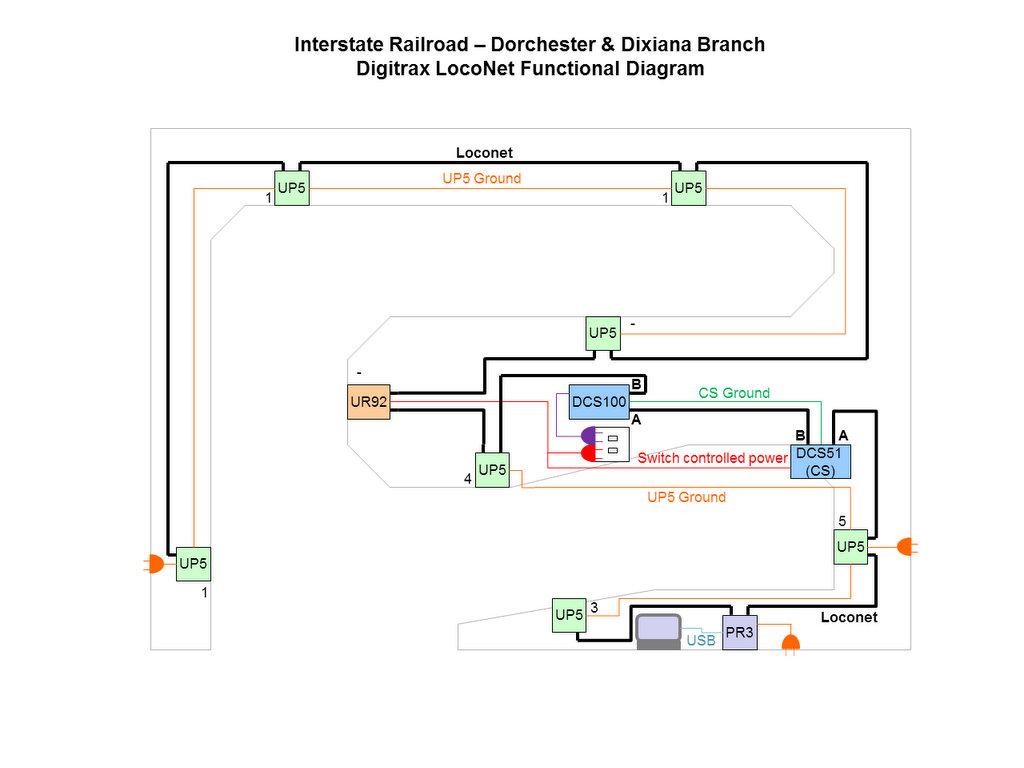 model train wiring diagrams ds 1459  loconet dcc wiring diagram  ds 1459  loconet dcc wiring diagram