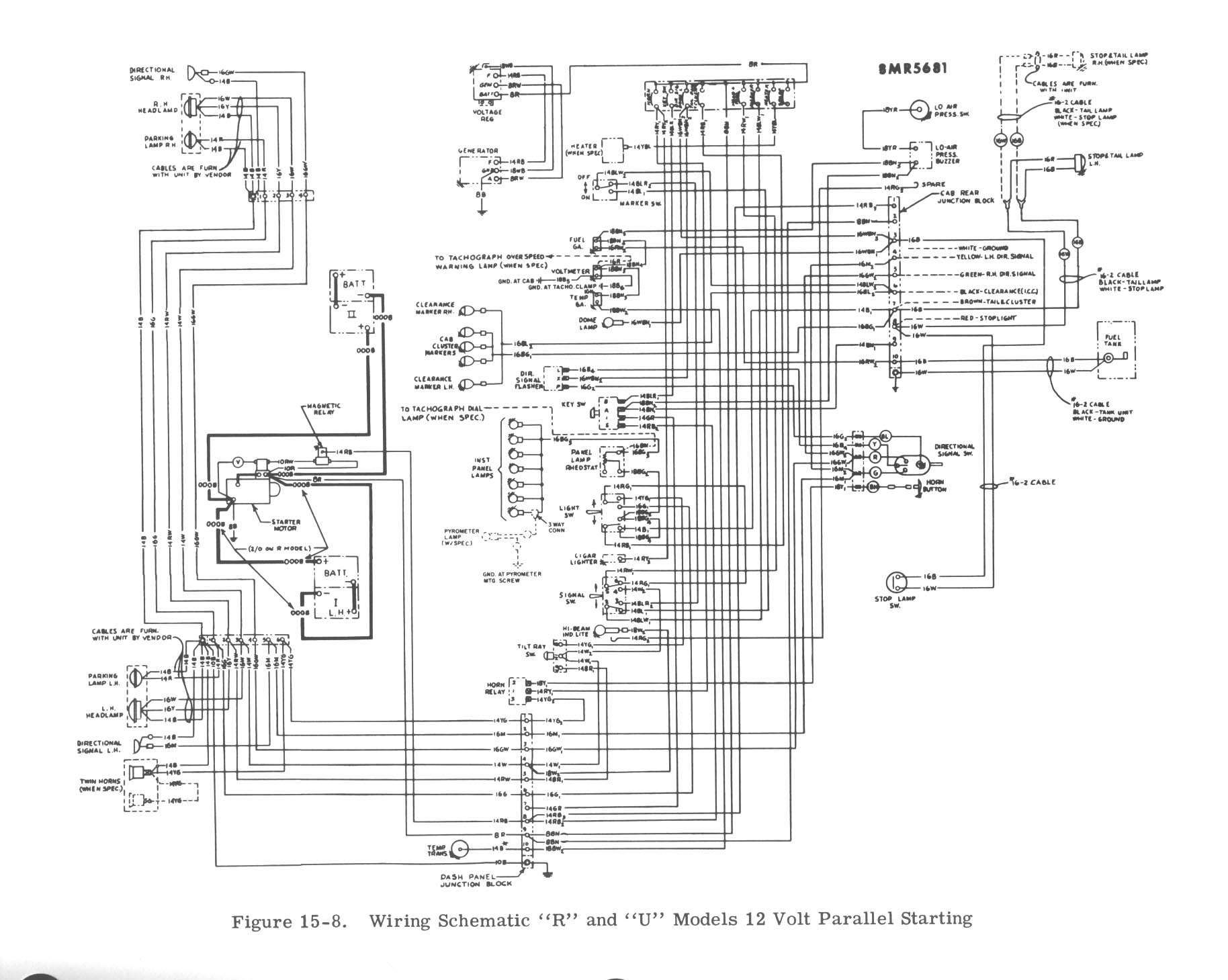 Mack Truck Wiring Schematic Wiring Diagram Local A Local A Maceratadoc It