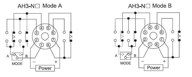 Gl 0310 Timer Relay Wiring Diagram Ah3 N Download Diagram