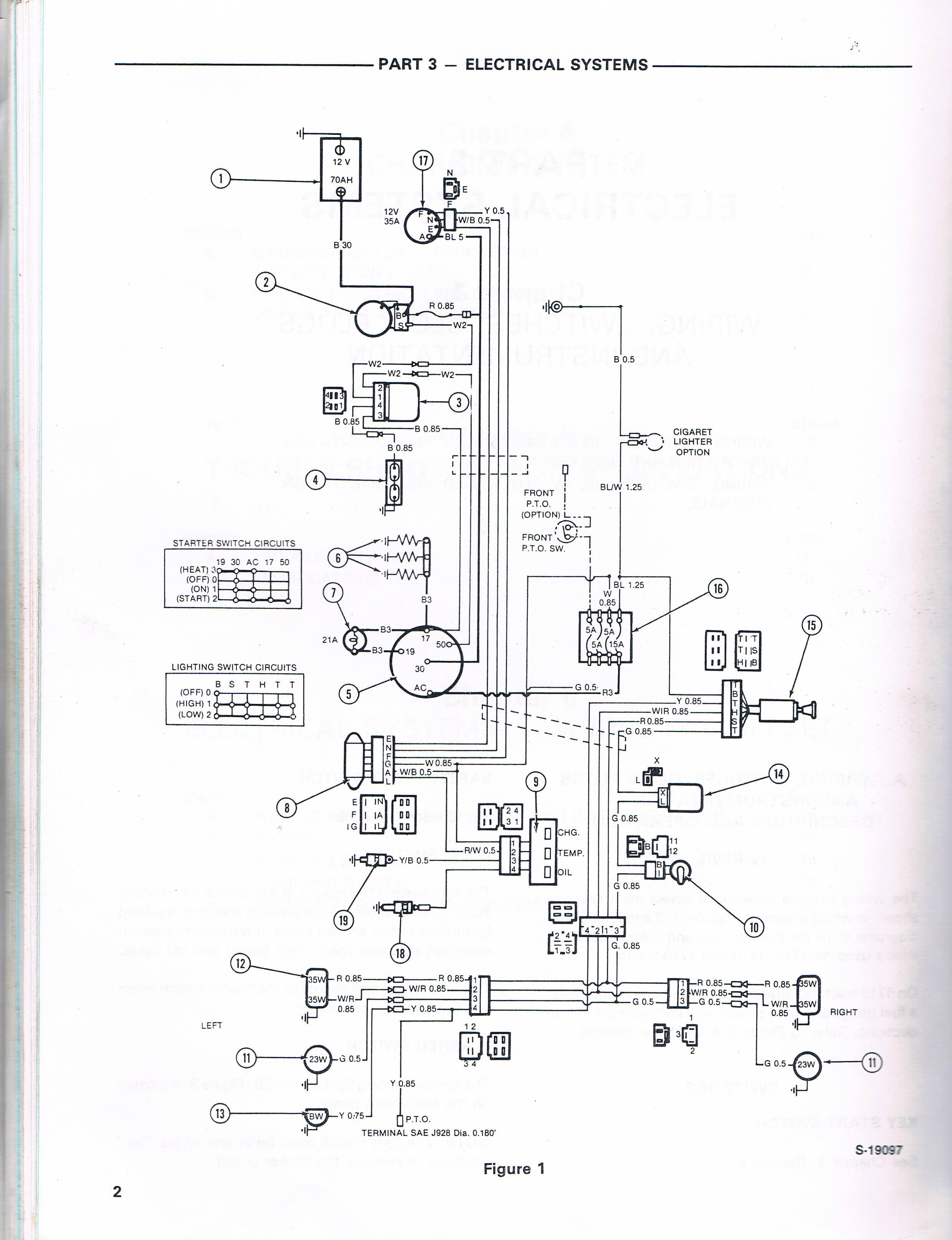 Ar 7996  New Holland Alternator Wiring Diagram Schematic Wiring