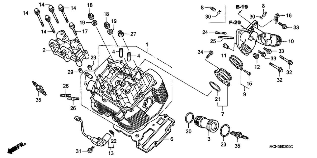 Vtx 1300 Wiring Diagram