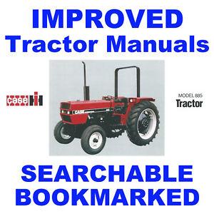 Fantastic Ih Case 385 385L 485 485Xl 585 585Xl 685 685Xl Tractors Wiring Cloud Uslyletkolfr09Org
