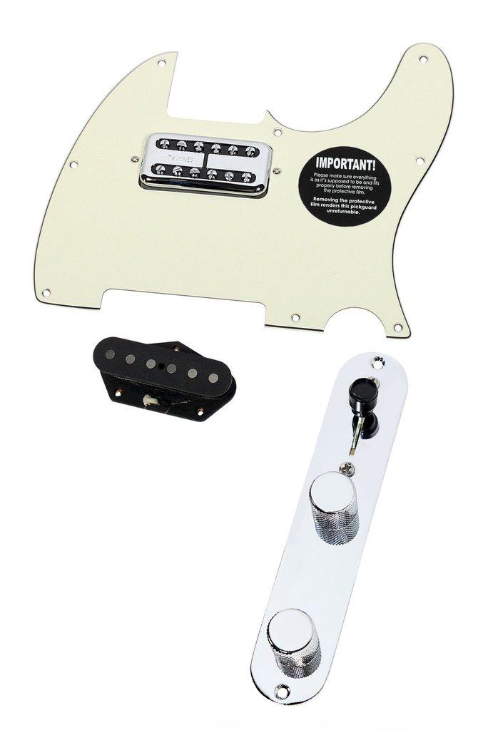 Outstanding Fender Telecaster Loaded Pickguard Tv Jones Dimarzio Twang King T4W Wiring Cloud Timewinrebemohammedshrineorg