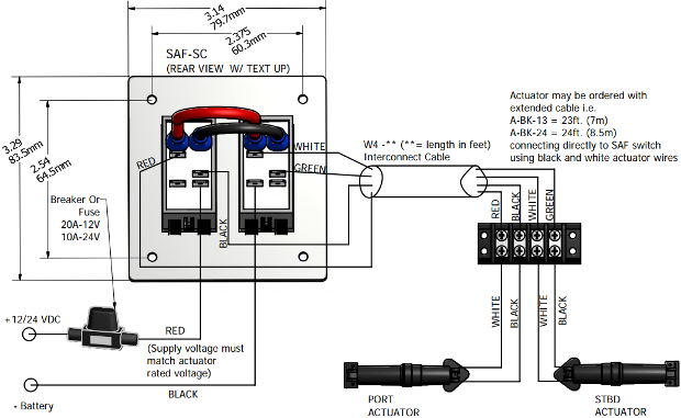 Outstanding Wiring Diagram Flat Rocker Switch Saf S Saf Ns Sf S Series Wiring Cloud Monangrecoveryedborg