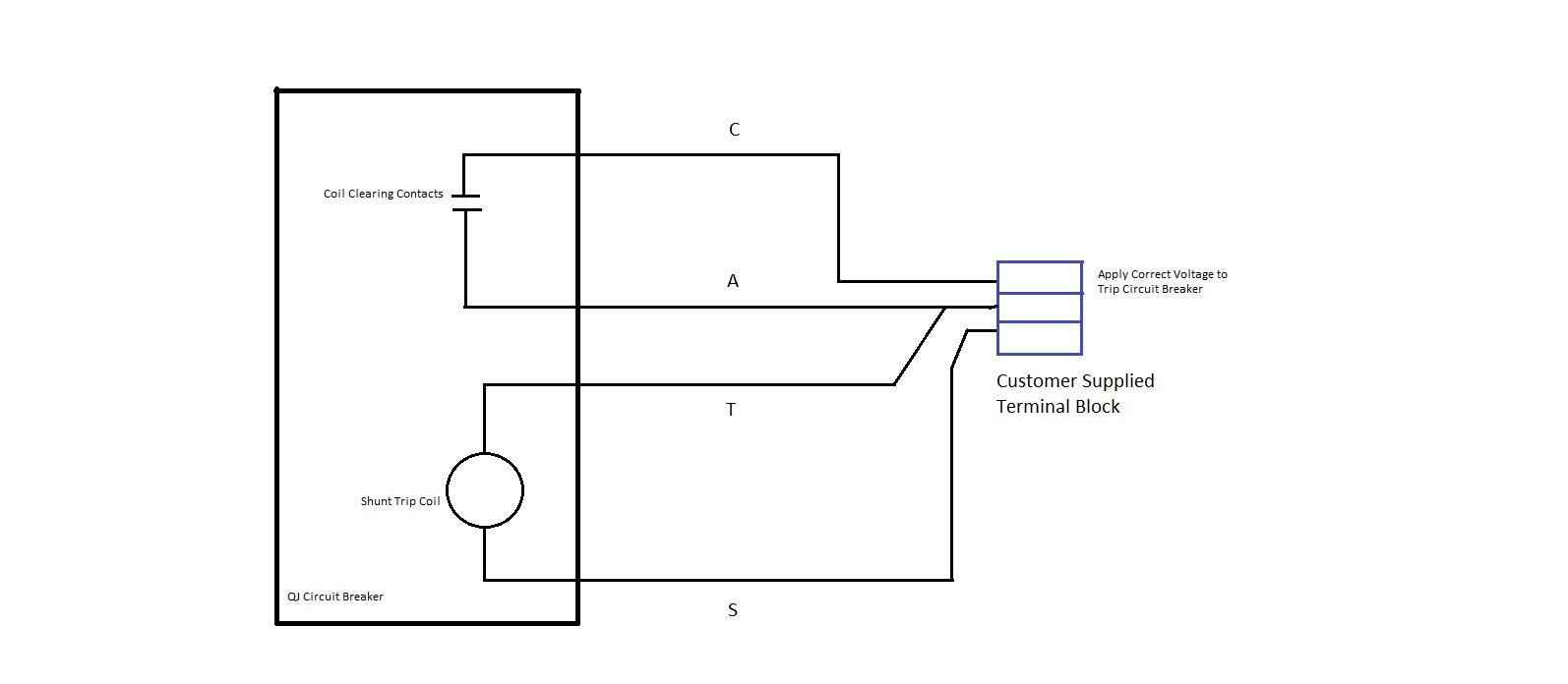 Square D Shunt Trip Breaker Wiring Diagram - Simple Wiring Diagrams  Electricity - 5pin.yenpancane.jeanjaures37.frWiring Diagram Resource
