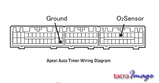 Apexi Auto Timer For Na Turbo Wiring Diagram