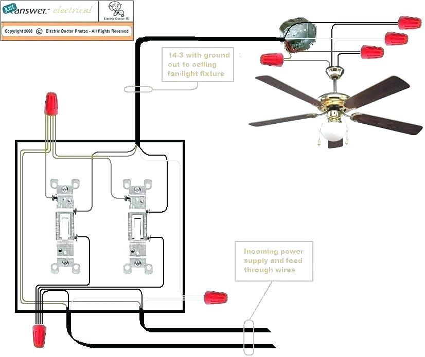 Wiring A Ceiling Fan 3 Sd Switch