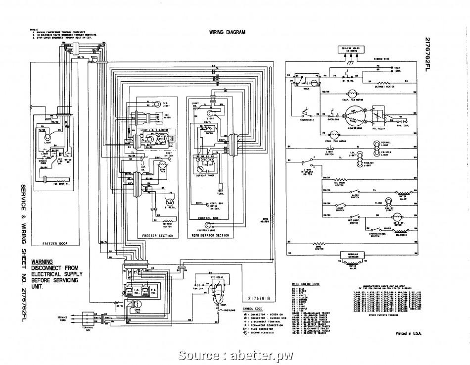 wiring refrigerator diagram ge pds20m  schematic wiring