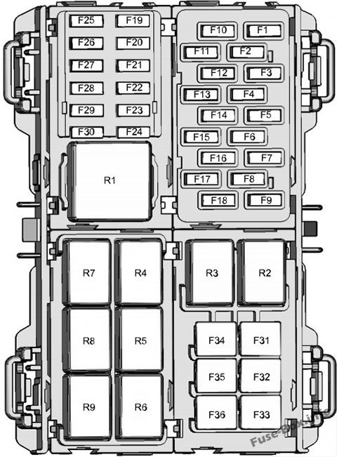 fuse box diagram ford rv go 9262  fiesta fuse box schematic wiring  go 9262  fiesta fuse box schematic wiring