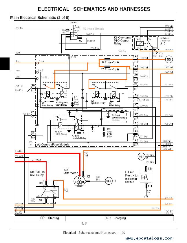 John Deere Lt 130 Wiring Diagram