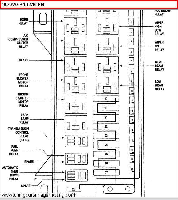 chrysler 300 touring fuse box diagram for 2006 tg 1686  2008 chrysler town and country engine diagram schematic  2008 chrysler town and country engine