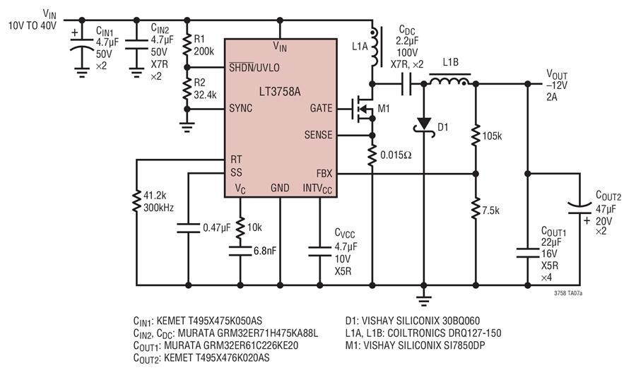 LM2662 tension négative Convertisseur Module positif à négatif Conversion Module