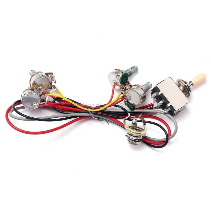 Pleasant Detail Feedback Questions About 1Set Wiring Harness 3 Way Toggle Wiring Cloud Itislusmarecoveryedborg