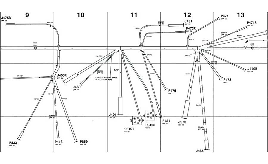 Prime Designing Aircraft Wire Harnesses 101 2019 04 17 Assembly Wiring Cloud Animomajobocepmohammedshrineorg