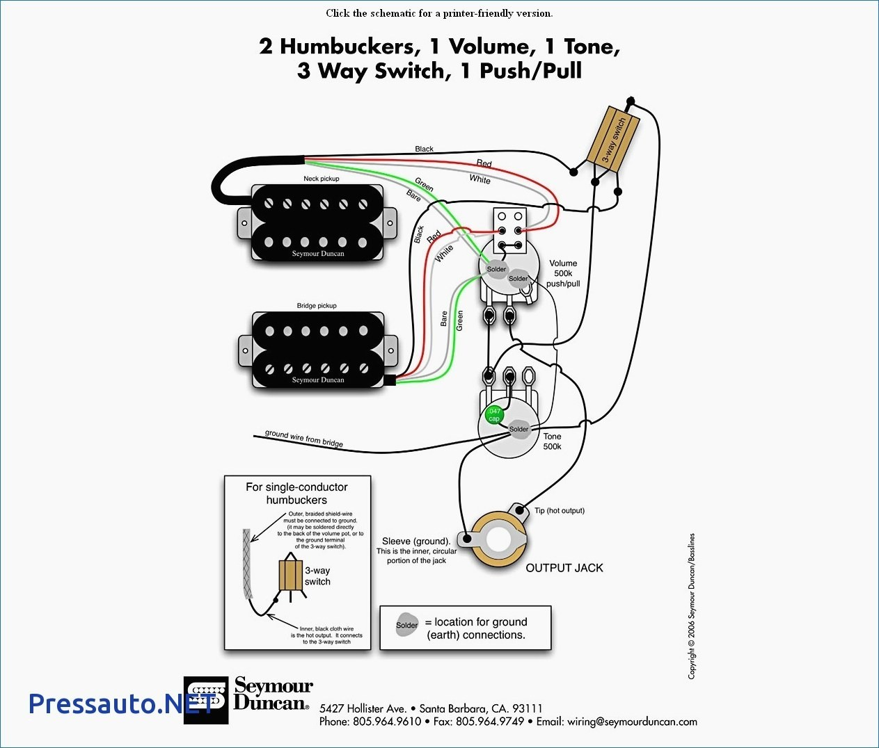 One Double Humbucker One Volume Wiring Diagram from static-resources.imageservice.cloud
