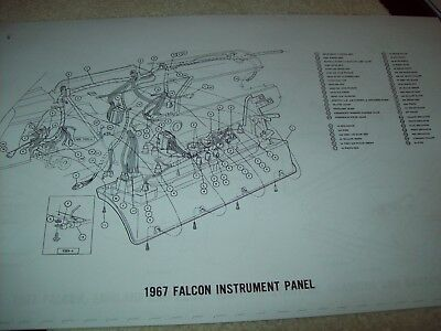 Enjoyable 1967 Fairlane Wiring Diagram Wiring Diagram Wiring Cloud Cranvenetmohammedshrineorg