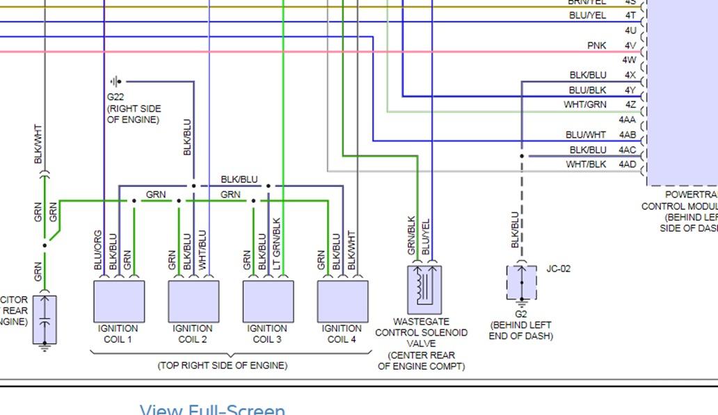 Mazda Rx8 Ignition Wiring Diagram