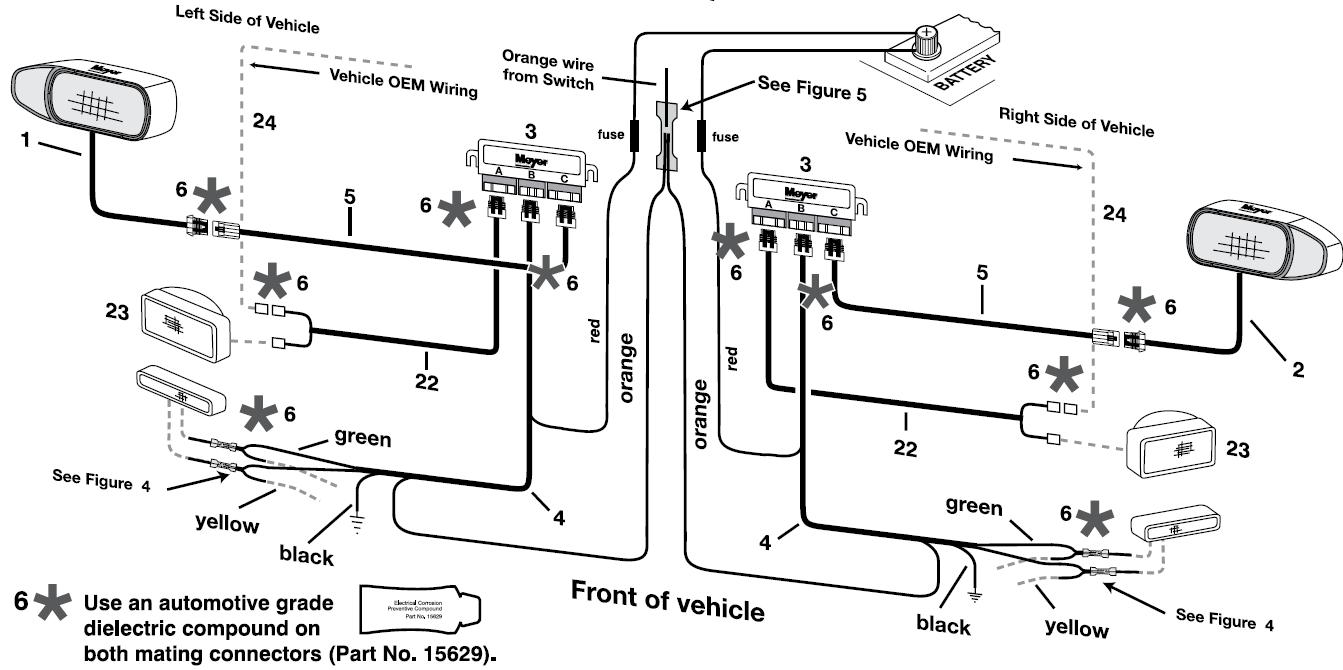 boss snow plow headlight wiring diagram snow way wiring schematic wiring diagram data  snow way wiring schematic wiring