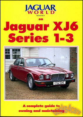 Excellent Jaguar Xj6 Book Buyers Guide Service Manual Xj Xj12 Xj6 Series I Ii Wiring Cloud Gufailluminateatxorg