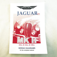 Tremendous Jaguar Mk2 240 340 Wiring Instruction Booklet Wiring Cloud Inklaidewilluminateatxorg