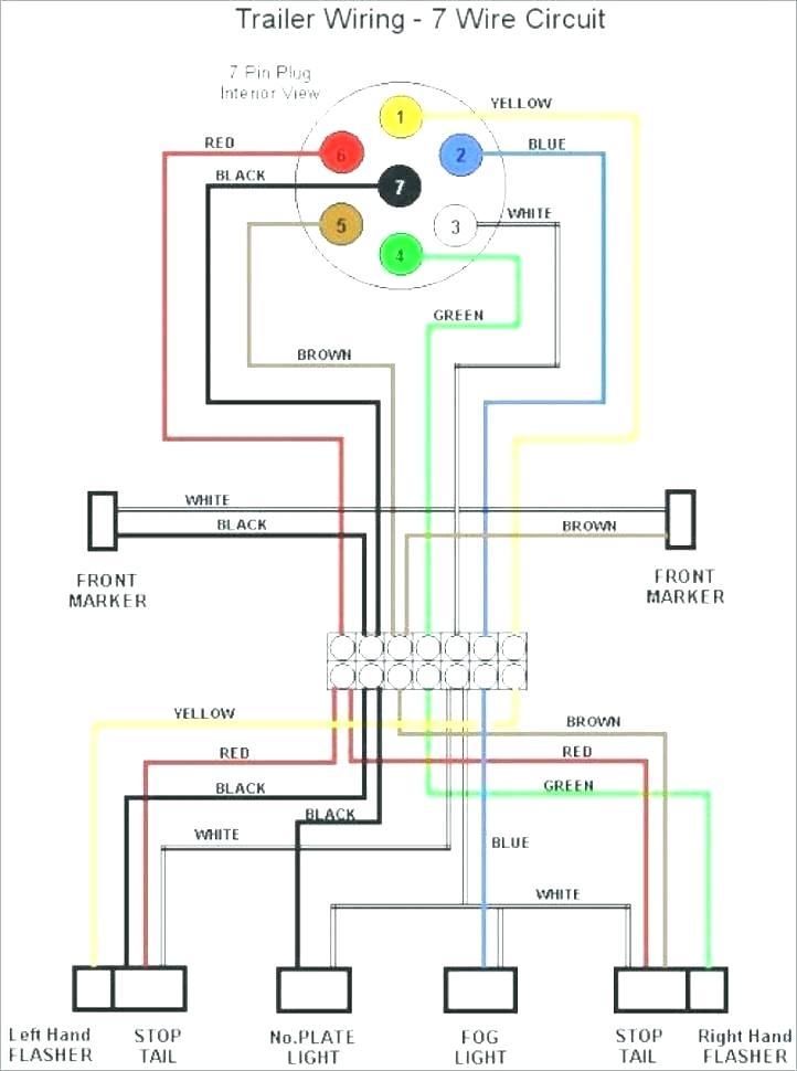 semi truck trailer wiring diagram  filter wiring diagrams