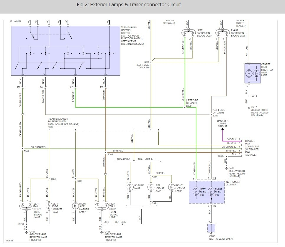 2001 Dodge Ram 4x4 Wiring Diagram Rear Wiring Diagram Split Explore Split Explore Lasuiteclub It