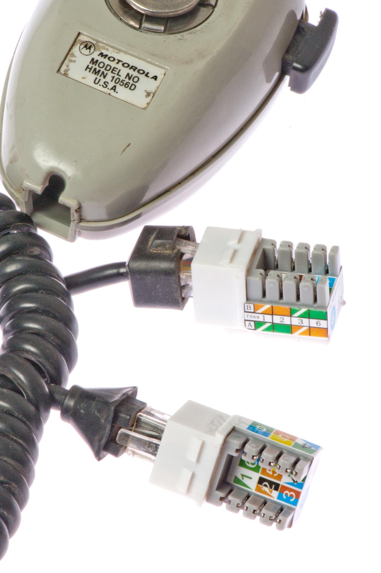Motorola Desk Mic Wiring Diagram