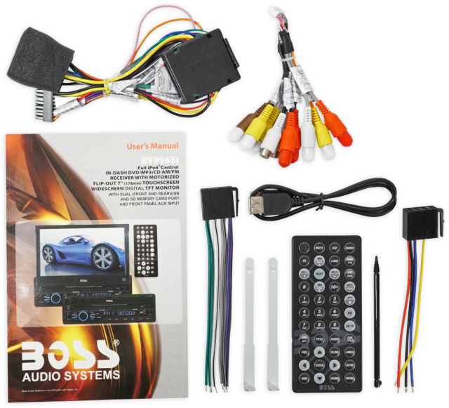 Boss Bv9962 Car Stereo Wiring Harness - 77 Ford F100 Ignition Wiring -  1991rx7.ikikik.jeanjaures37.frWiring Diagram Resource