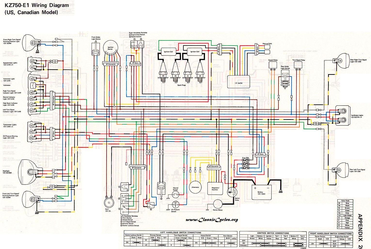 kawasaki 750 wiring diagram - wiring diagram overview circuit-soup -  circuit-soup.aigaravenna.it  aigaravenna.it