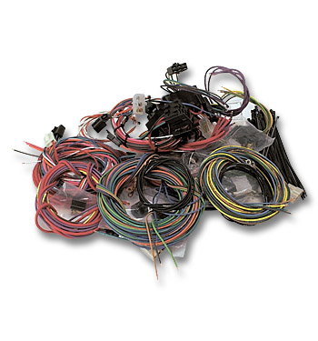 Marvelous Wiring Harnesses For Classic Chevy Trucks And Gmc Trucks 1955 59 Wiring Cloud Eachirenstrafr09Org