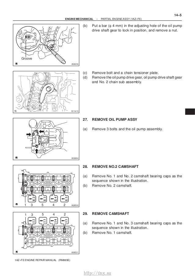 Wb 6205 1az Fe Engine Timing Mark Diagram Free Diagram