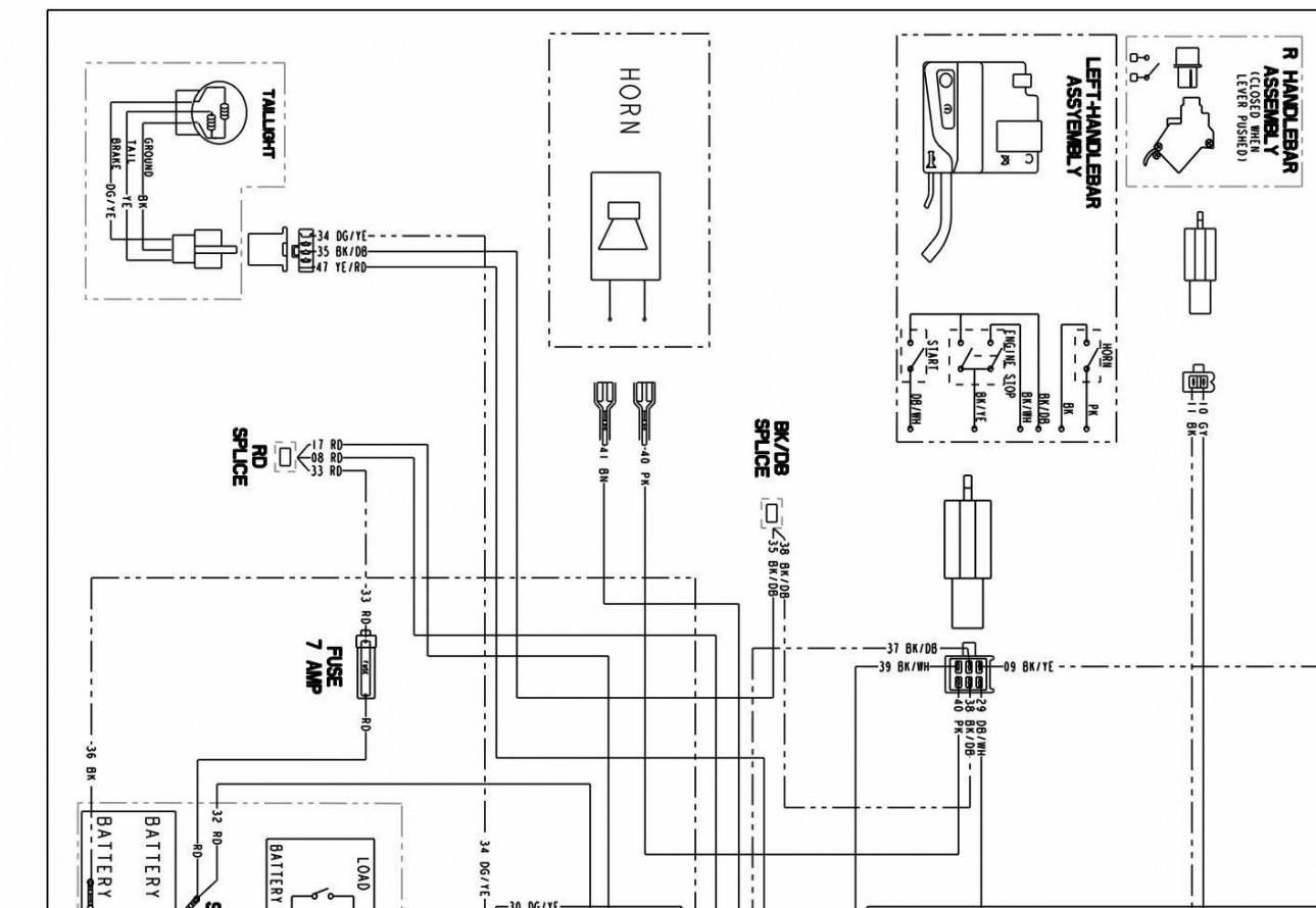 Polaris Atv Wiring Diagram Online - Wiring Diagram