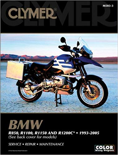 Fine Clymer Bmw R850 R1100 R1150 And R1200C 1993 2005 Clymer Color Wiring Cloud Uslyletkolfr09Org