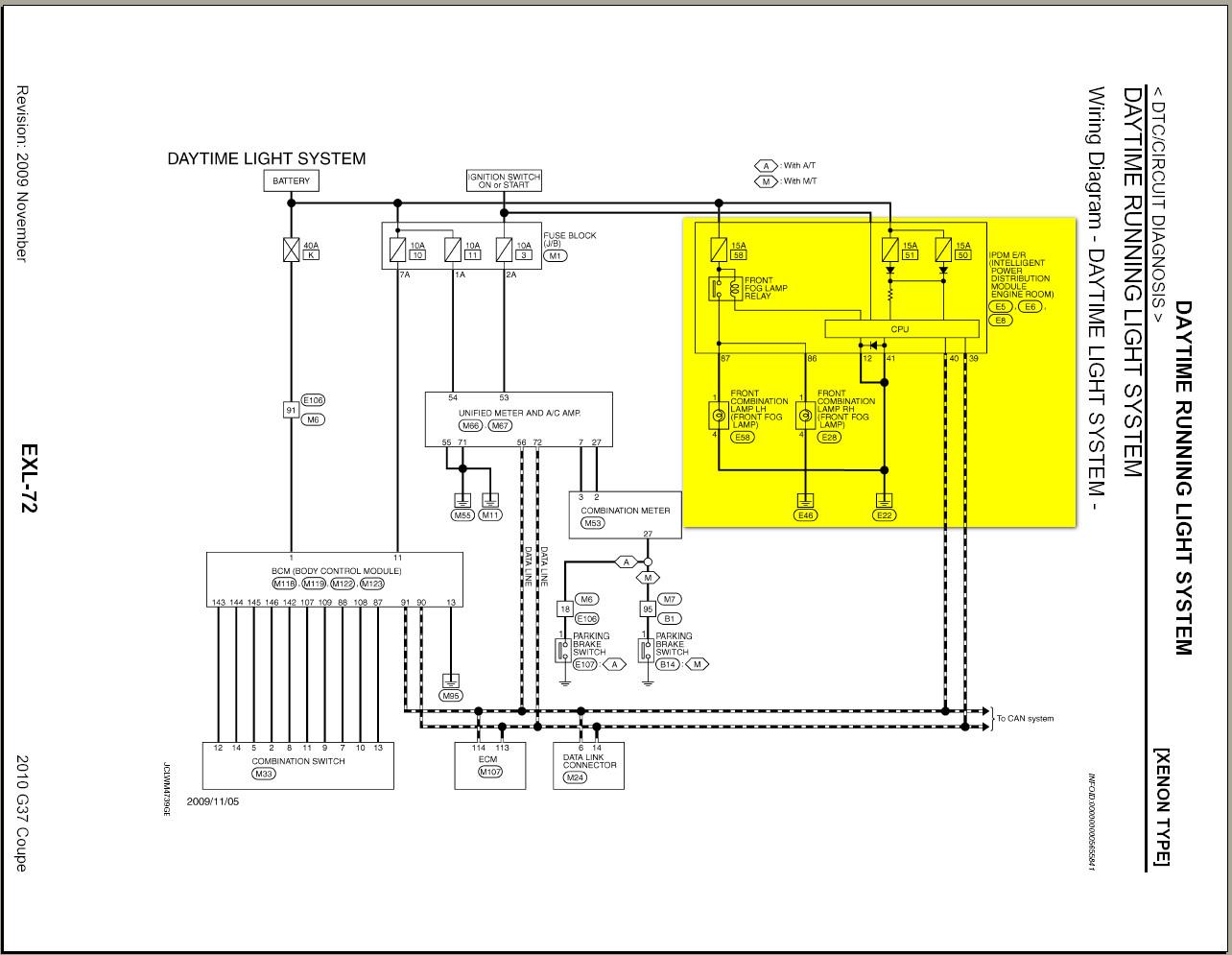 Ks 7457 2011 Infiniti G37 Fuse Diagram Download Diagram