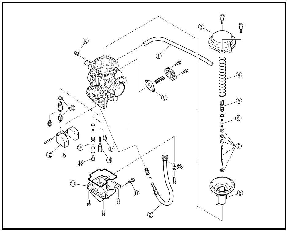 1996 Yamaha Kodiak Carburetor Diagram Wiring Schematic Wiring Diagram Bored Explore C Bored Explore C Graniantichiumbri It