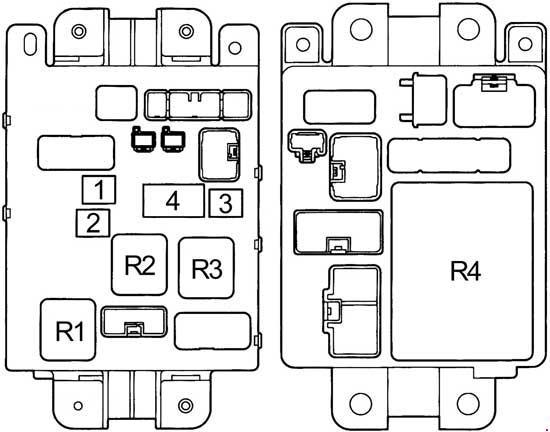 [SCHEMATICS_4ER]  LW_9384] 2007 Rav4 Fuse Panel Diagram Schematic Wiring | 97 Rav4 Fuse Diagram |  | Ivoro Stre Viewor Mohammedshrine Librar Wiring 101