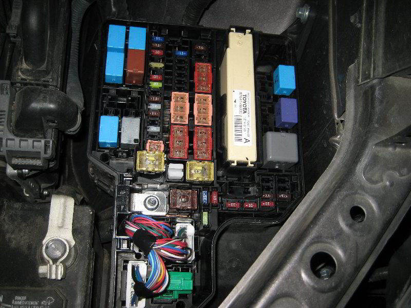 HZ_6783] Fuse Box Toyota Sienna Schematic WiringPara Gram Osoph Epete Impa Xeira Mohammedshrine Librar Wiring 101