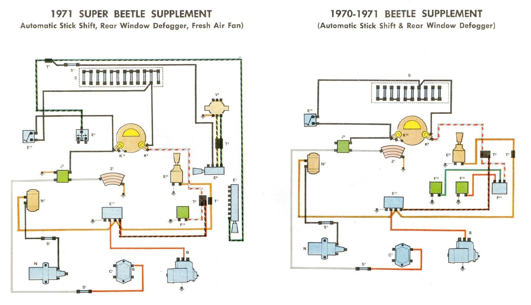 Volkswagen Beetle Ignition Wiring Diagram Wiring Diagram Correction Correction Cfcarsnoleggio It