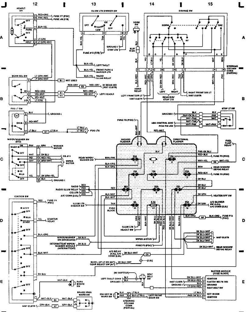 94 Jeep Wiring Diagram Msd 8021 Wiring Diagram 5pin Yenpancane Jeanjaures37 Fr